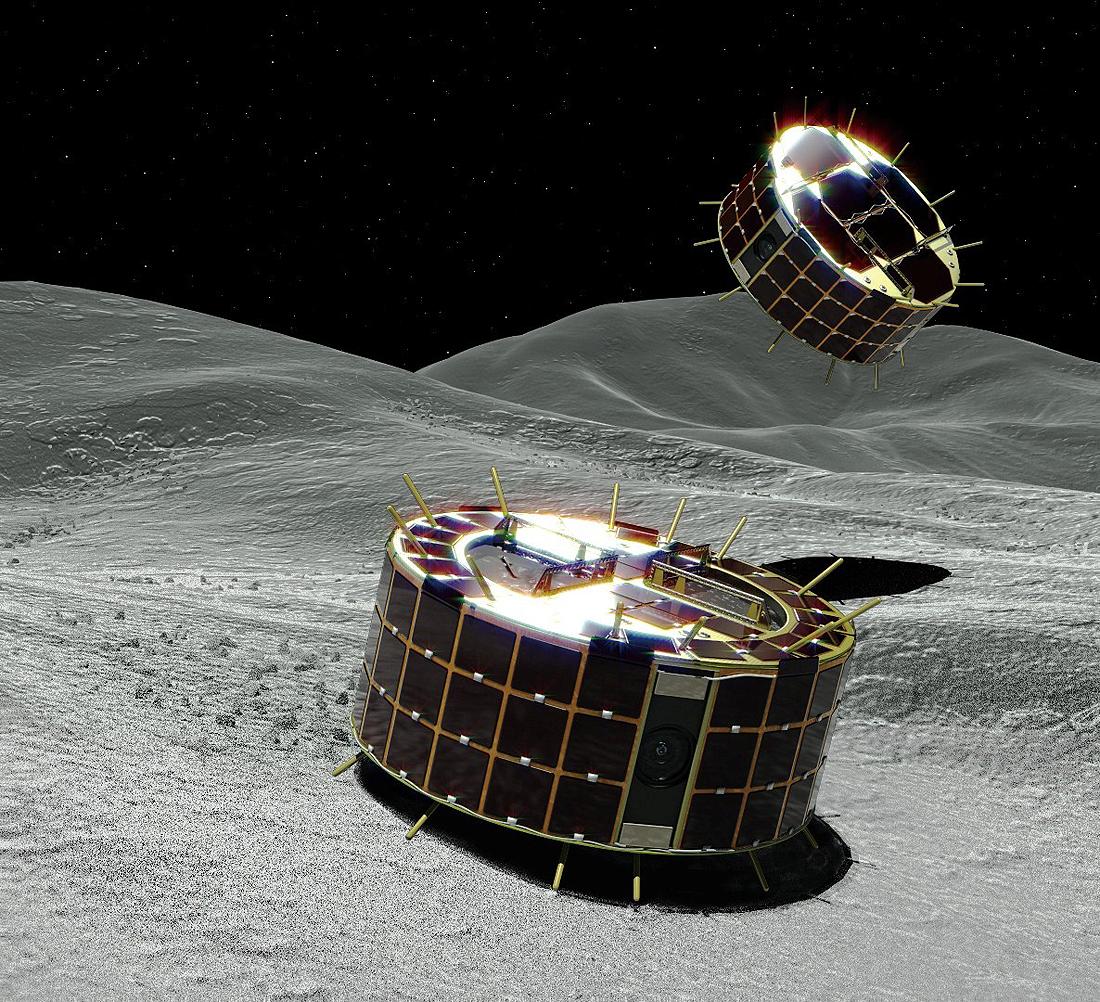 Hayabusa, Hayabusa-2, SpaceX, JAXA