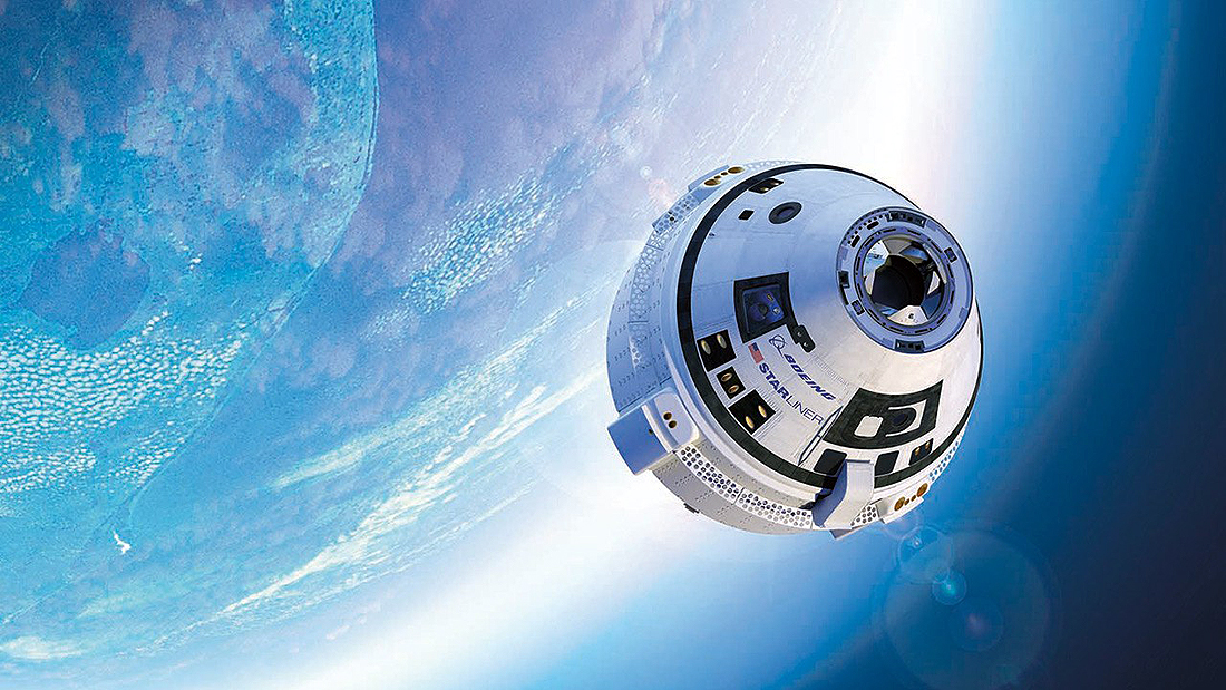NASA, Starliner, Crew Dragon