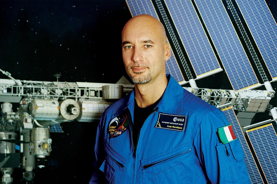 ESA, Luca Parmitano, Soyuz