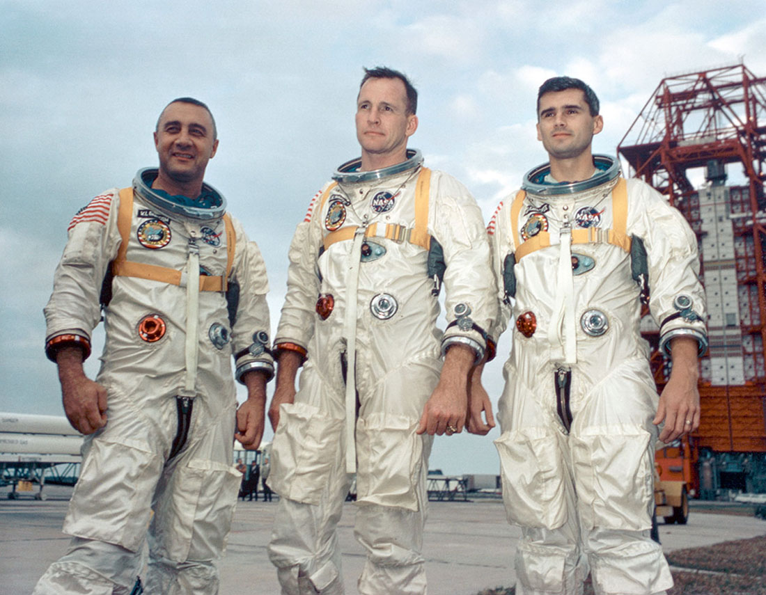 Apollo-1 crew