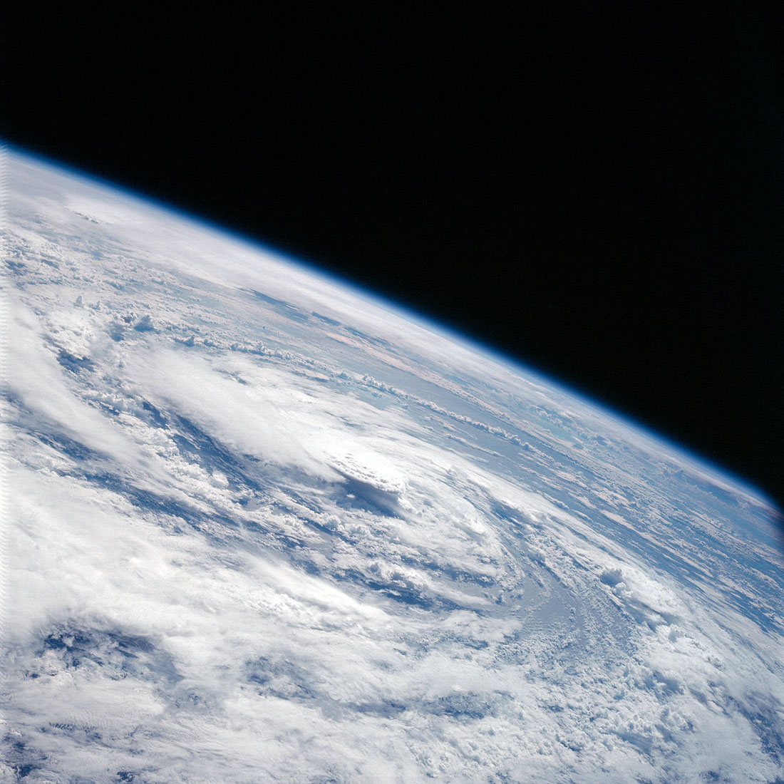 Apollo 7 Hurricane Gladys