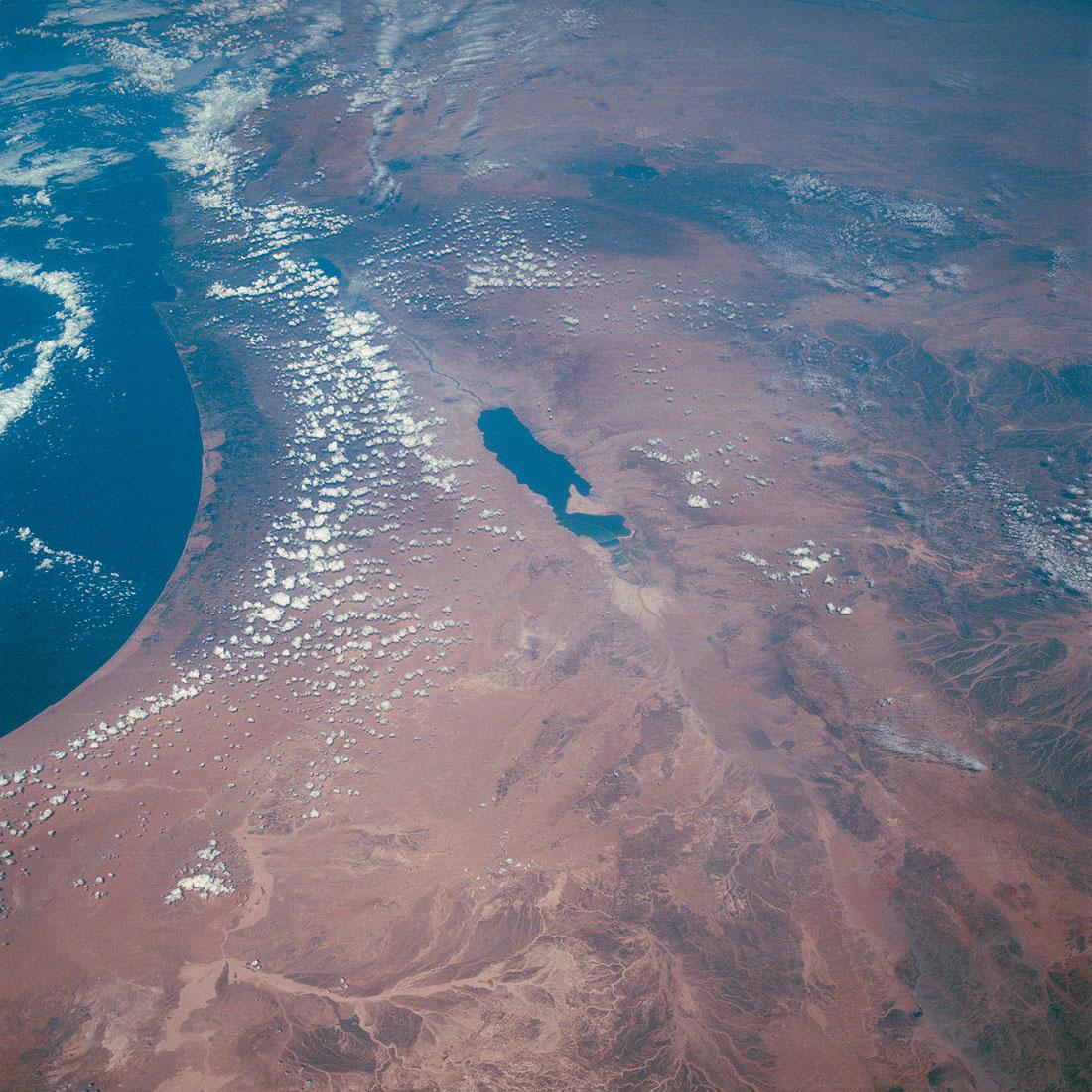 Apollo 7 Israel Jordan Syria Lebanon