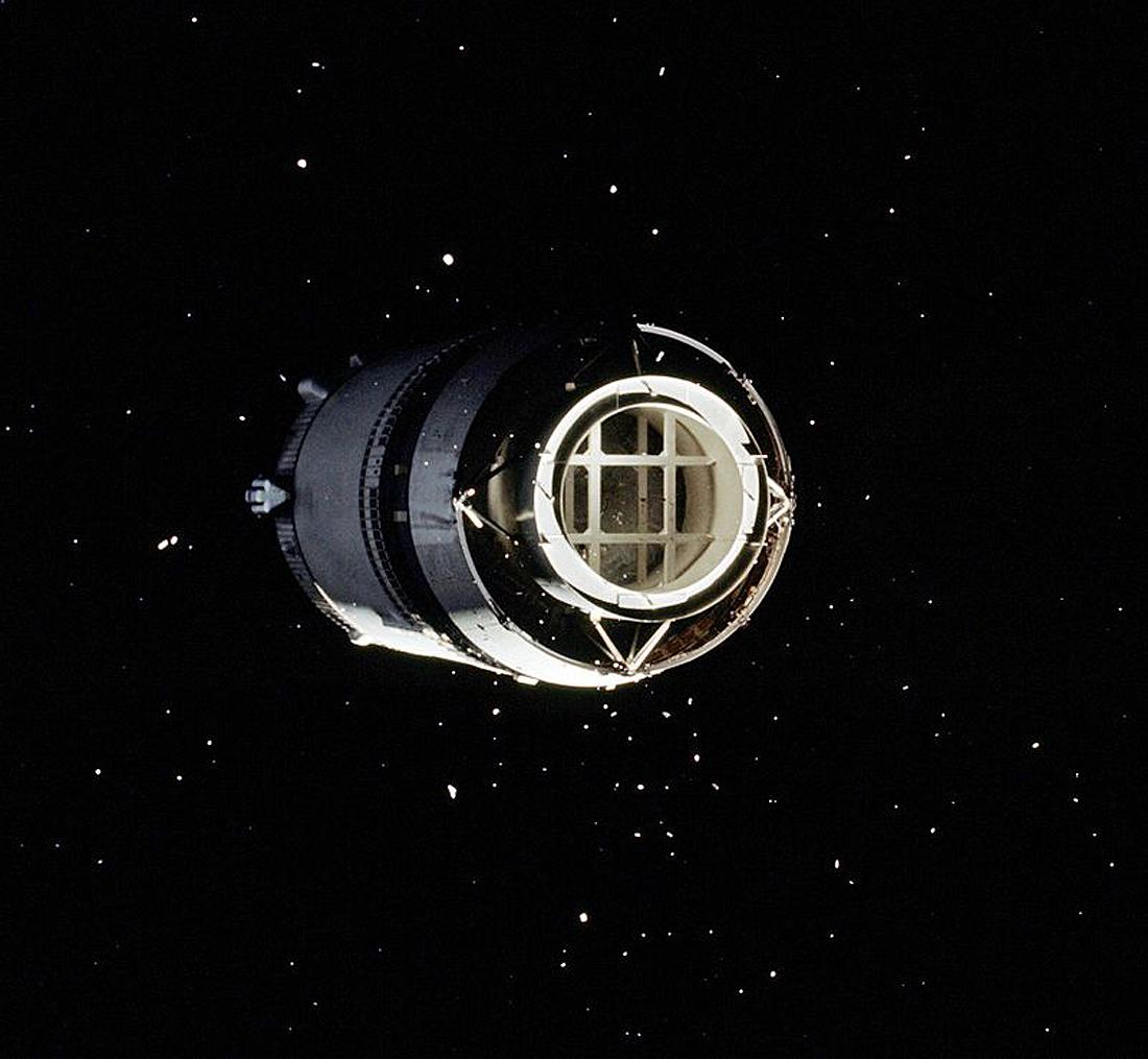 NASA Apollo 8 LM model