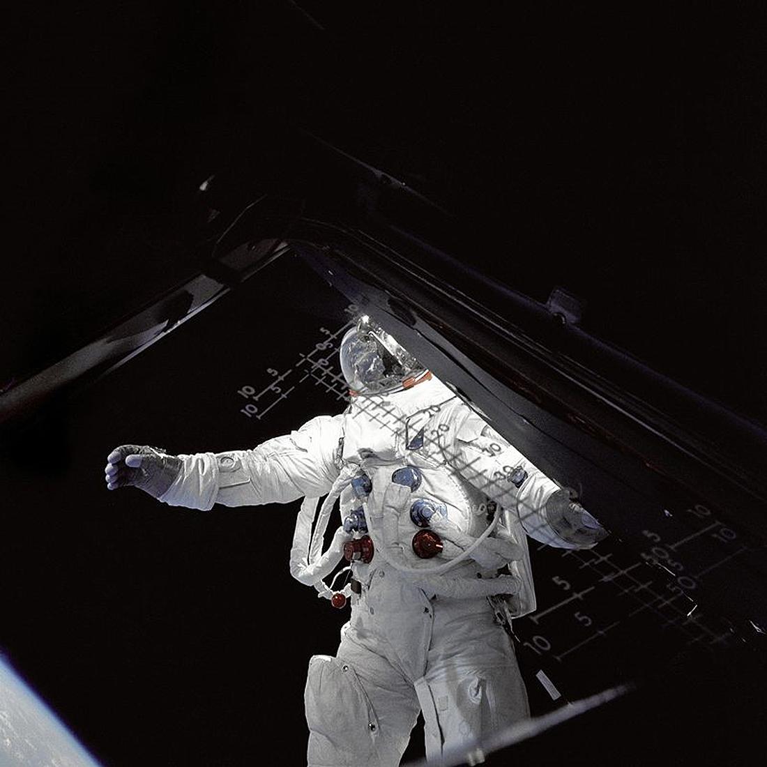 Apollo 9 Schweickart