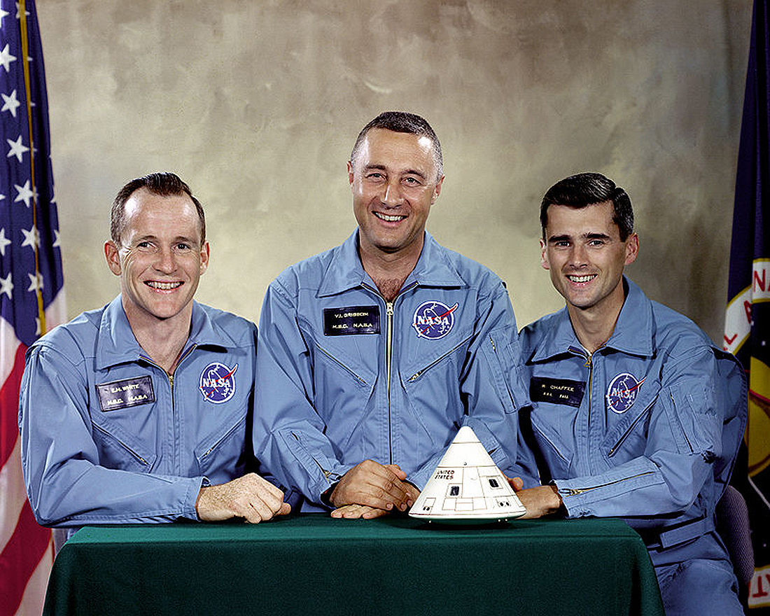 Apollo_1 crew