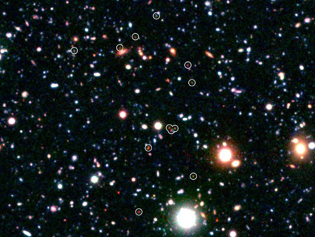 dangus, žvaigždynai