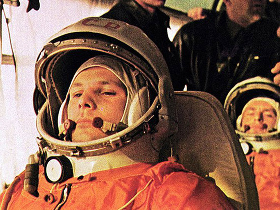 Pirmieji Gagarin