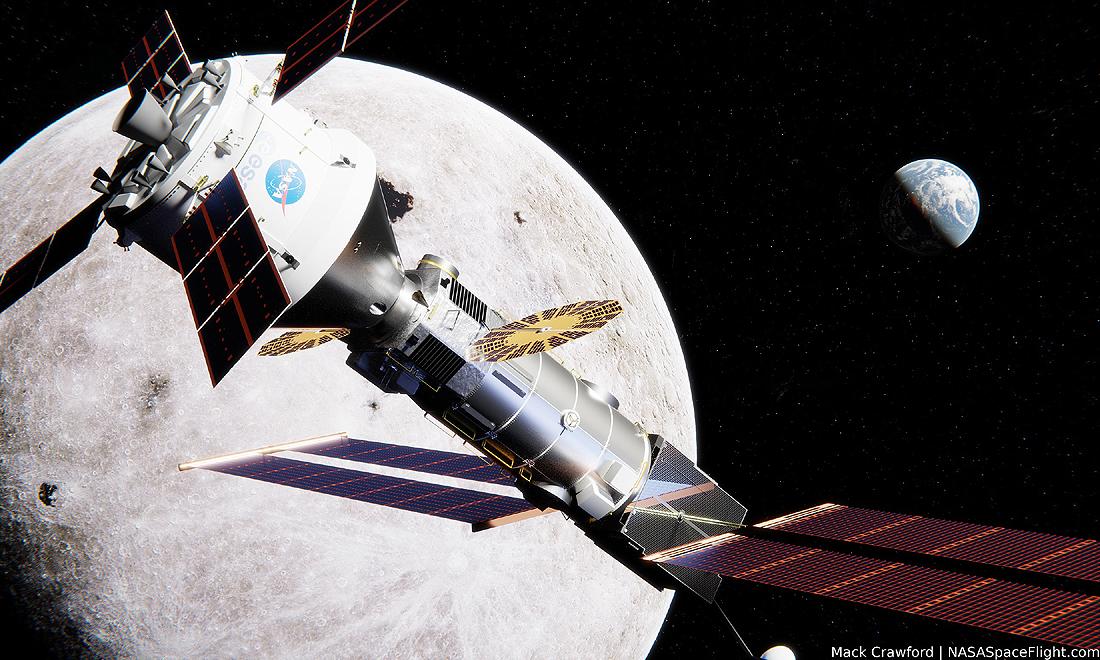 NASA, Cygnus, Gateway