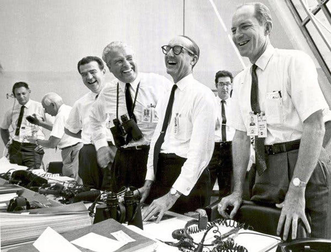 George Mueller NASA