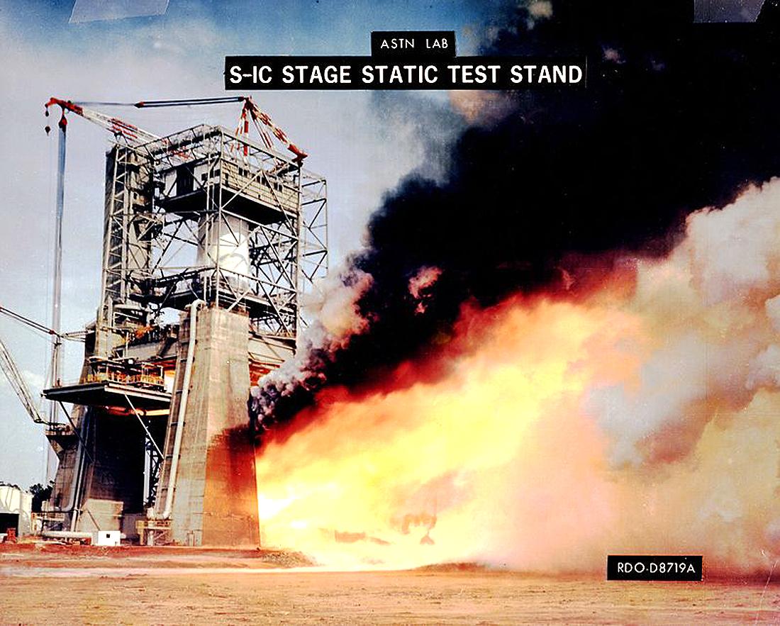 S-IC pakopos testai