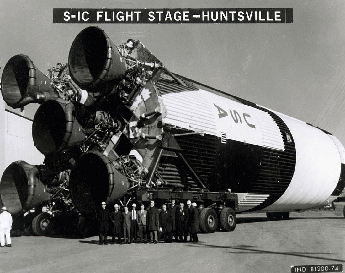 Saturn V S-IC