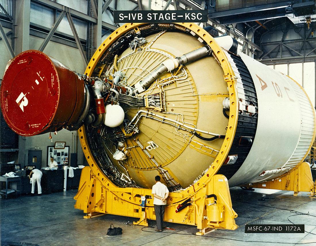 Saturn V S-IVB