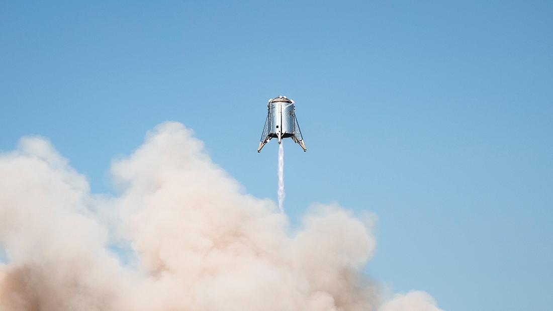Starhopper, Musk, Starship