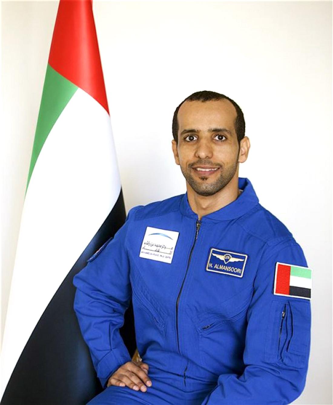 Hazza Al Mansouri, TKS