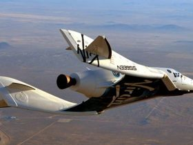 VSS Enterprice, SpaceShipTwo