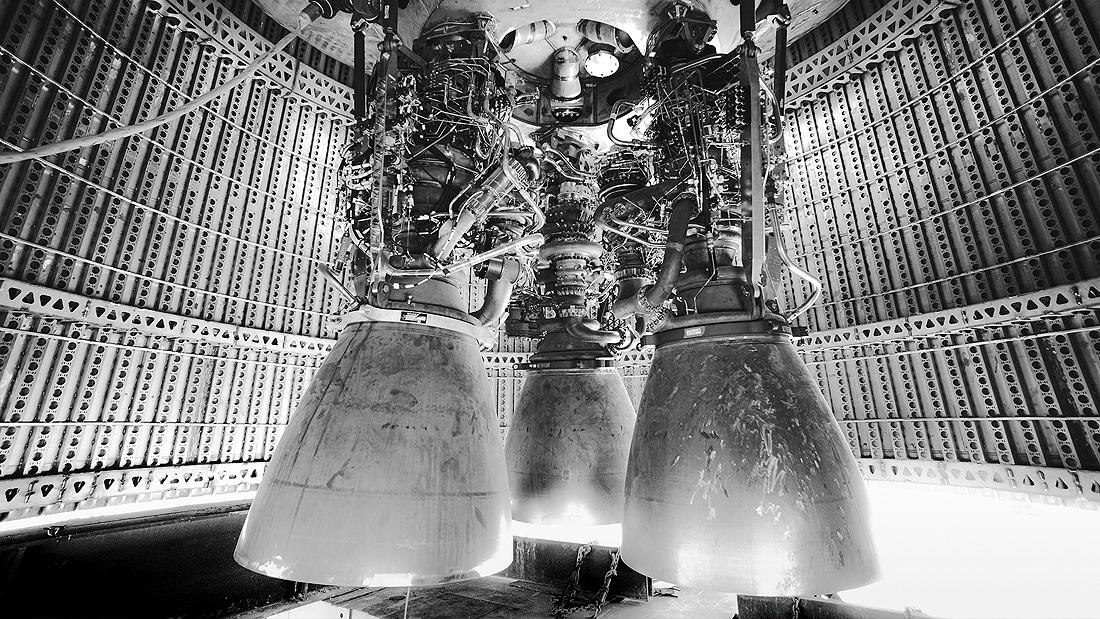 Raptor_Engines, Starship