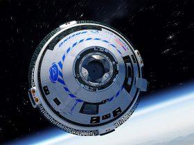 Atlas V, Starliner, Boeing