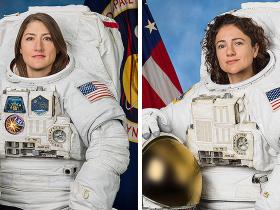 Koch, Meir, NASA