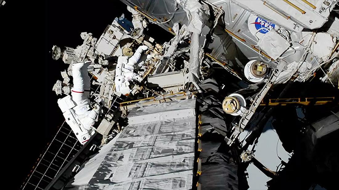 Koch, Meir, EVA, NASA