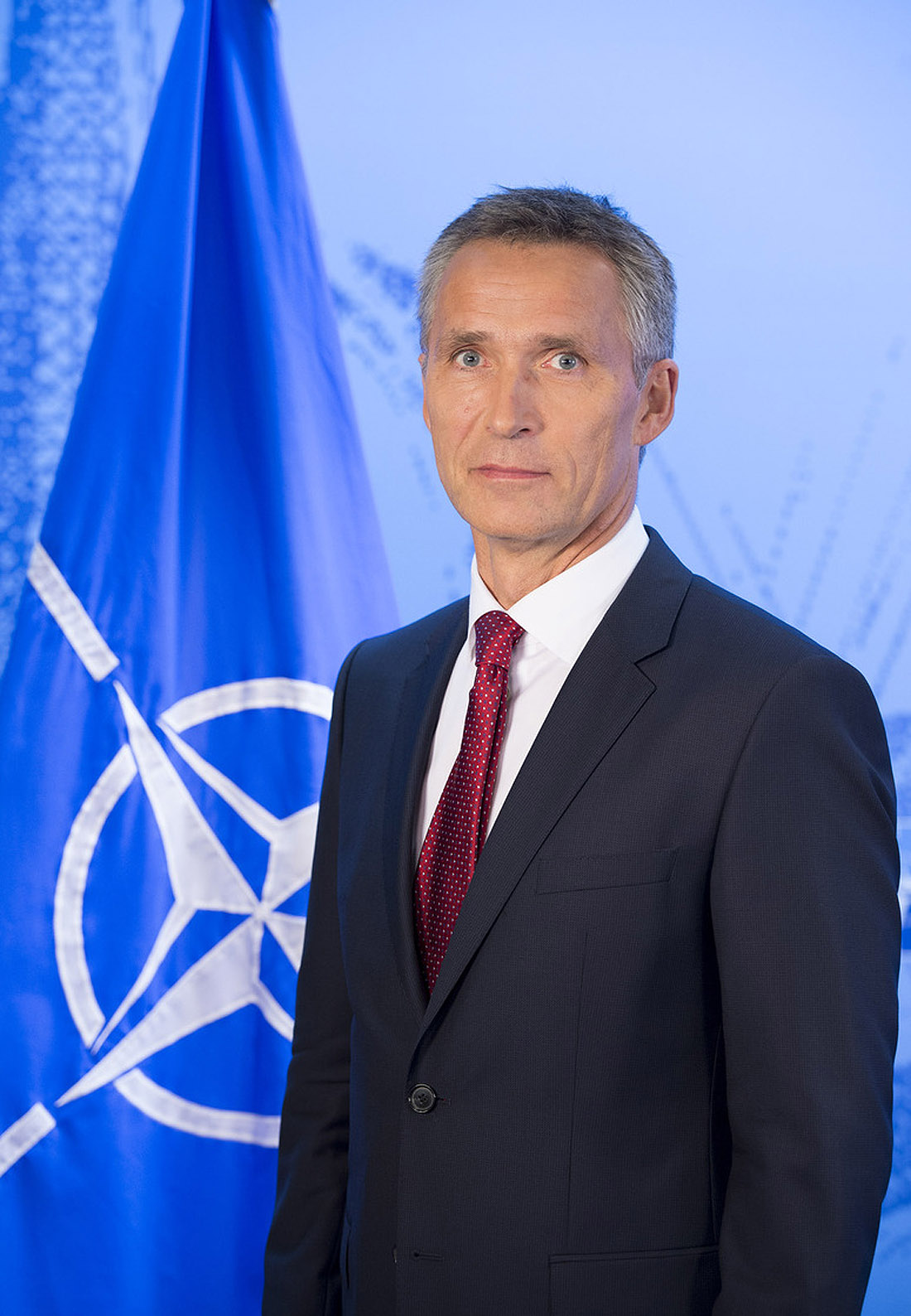 Stoltenberg, NATO, kosmosas, Meetings of the Ministers of Foreign Affairs at NATO Headquarters in Brussels- Press Conference by NATO Secretary General