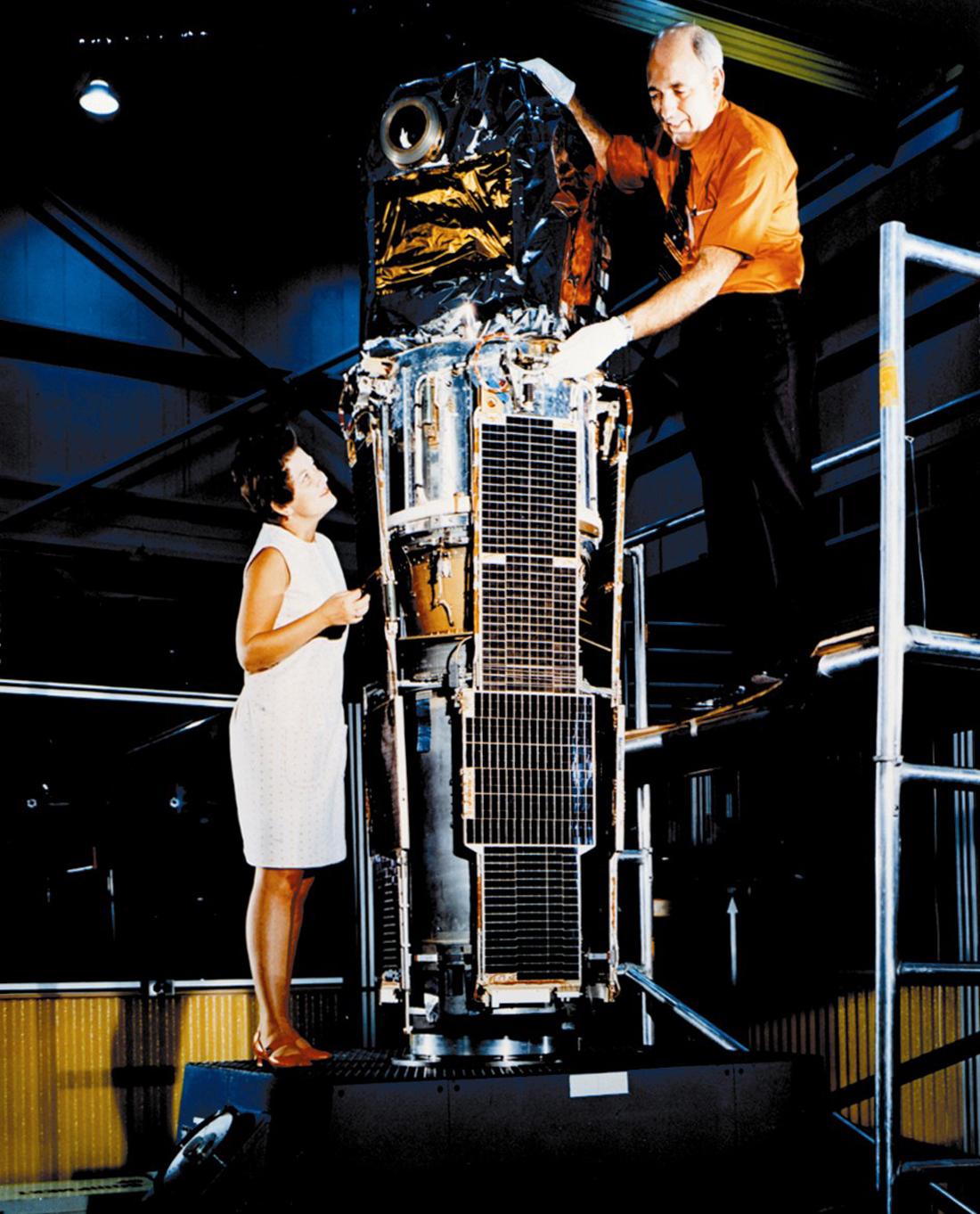 Spektr, Спектр-РГ, Uhuru, X-Ray_Explorer_Satellite Uhuru