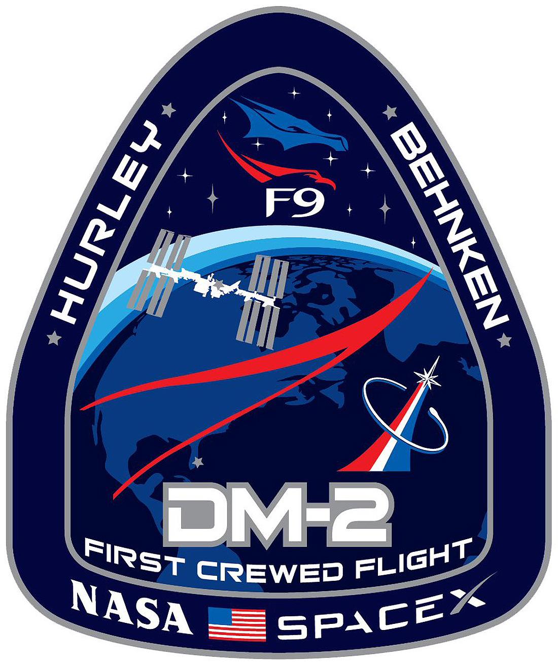 Crew Dragon DM-2, SpaceX, NASA