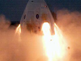 SpaceX, Sakalai, Falcon, SuperDraco