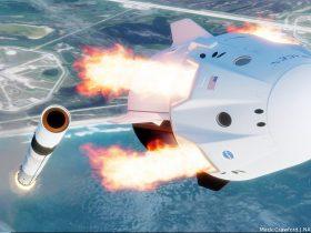 SpaceX, NASA, IFA