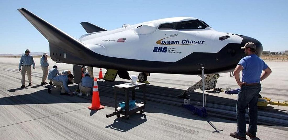 Dream Chaser, ESA, Space Rider