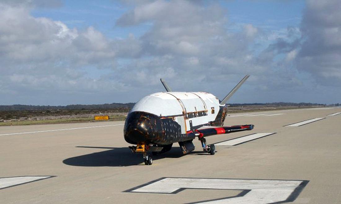 DARPA, X-37B, Space Rider, ESA