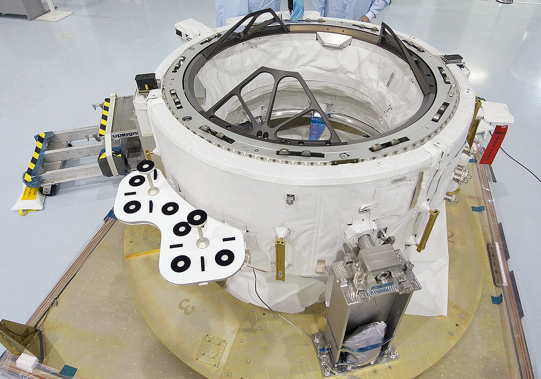 Jungtys, new space docking system, IDA-3