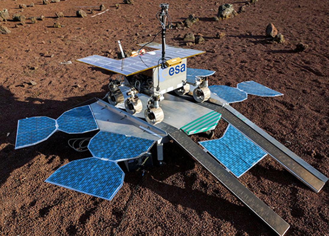 ESA, Exomars, Rosalinda Franklin, NASA