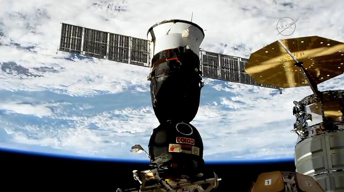 Soyuz, NASA, TKS, ISS