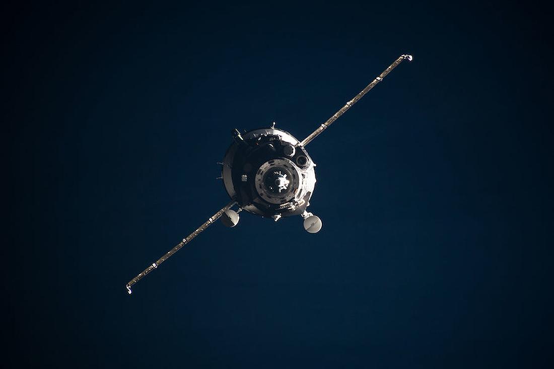 NASA, Soyuz, ISS