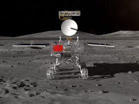 Change4, Mėnulėjimas, leidimasis, Mėnulis, NASA