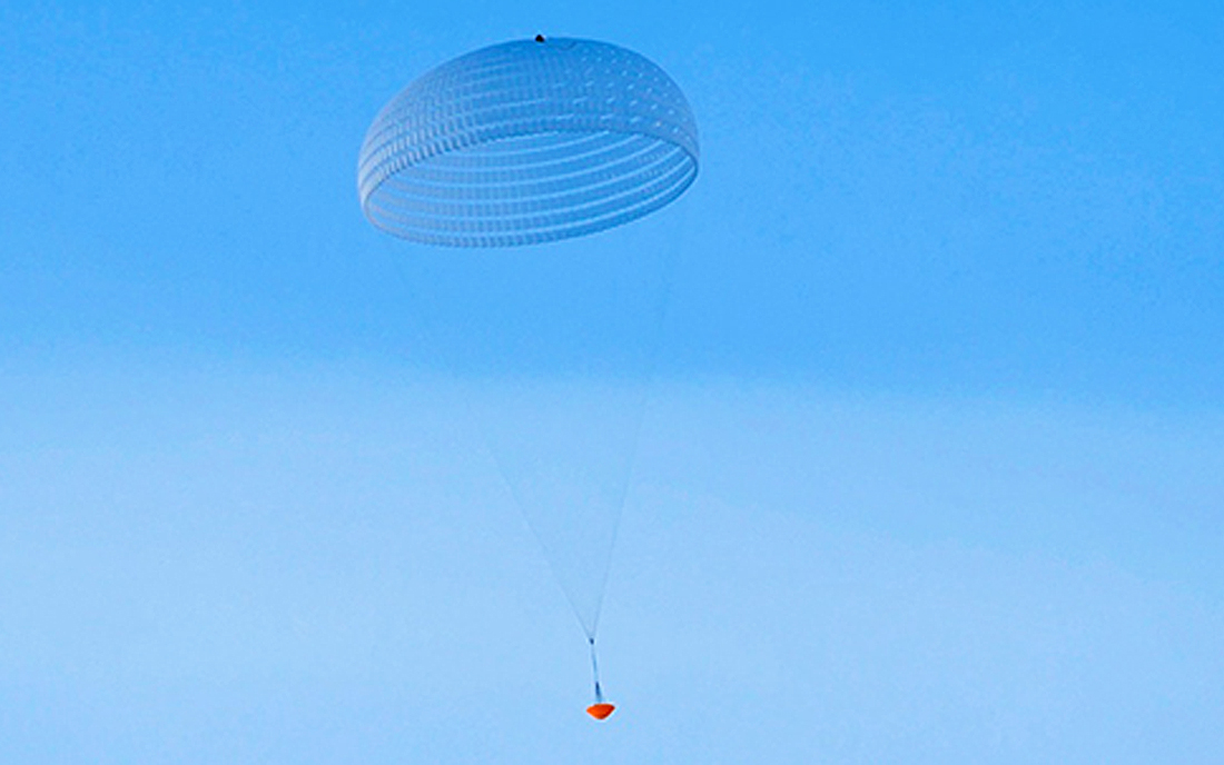 exomars-parachute, ExoMars, ESA, NASA