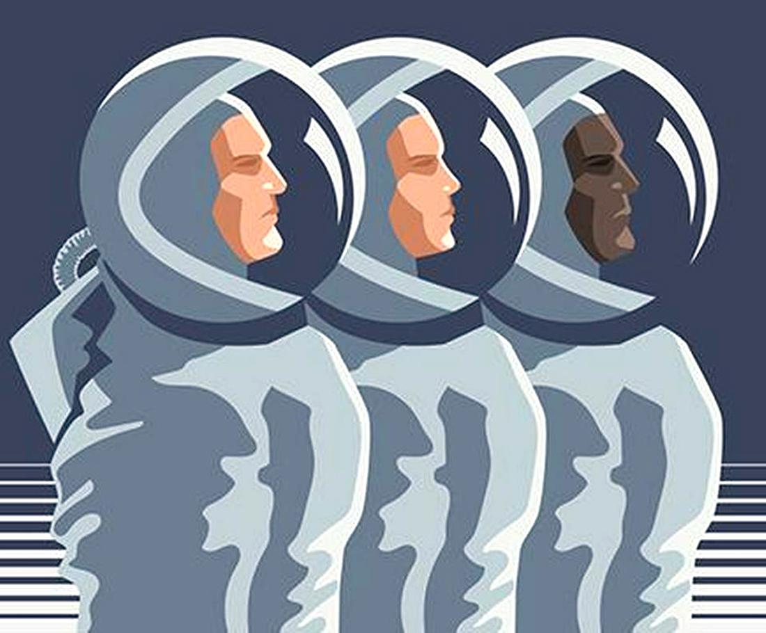 Indija, Rusija, astronautai