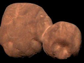 Arrokoth, asteroidai, kometos, UltimaThule