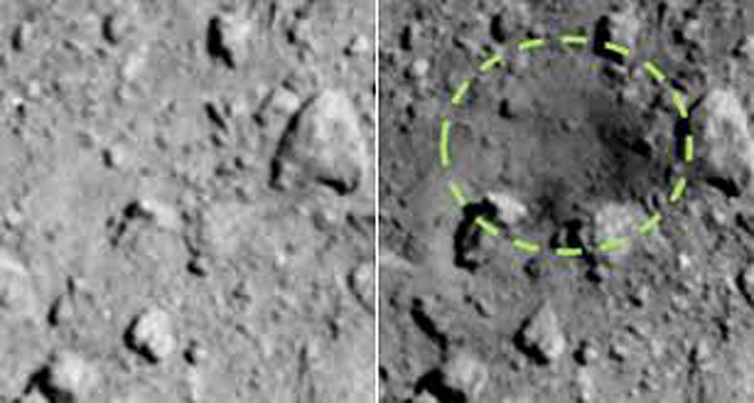 Hayabusa-2Riugu, asteroidai, kometos
