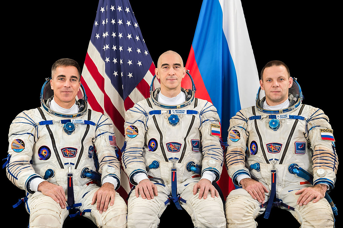 Expedition-63-crew, NASA ISS