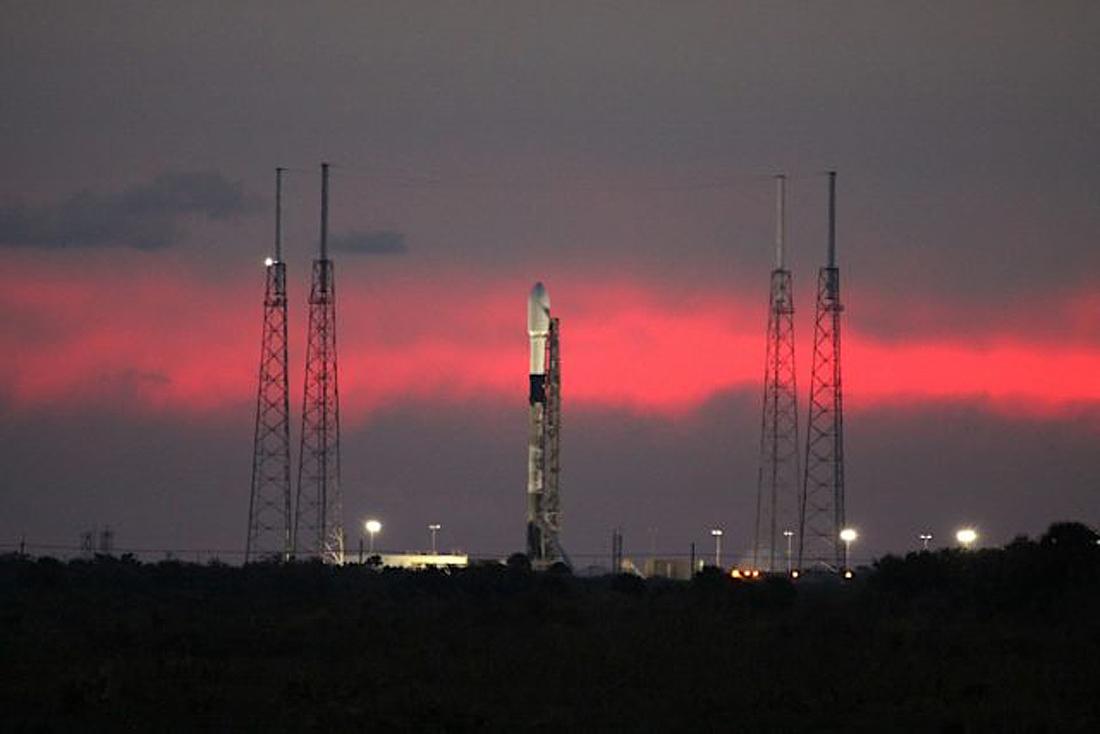 Starlink, SpaceX, Falcon9LC-39A
