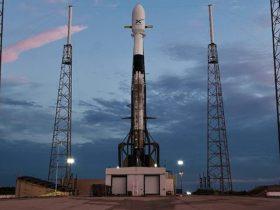 Falcon9LC-39A, Starlink, SpaceX