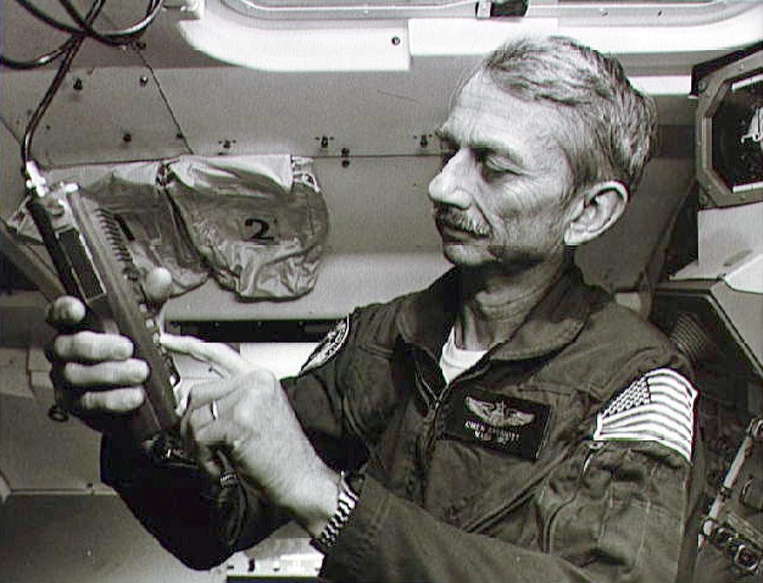 Owen Garriott, Skylab