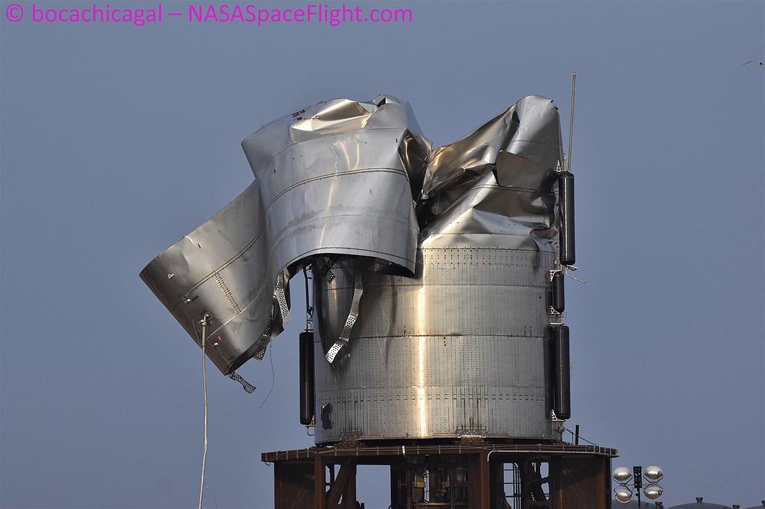 Starship, SN3, cryotest, SpaceX
