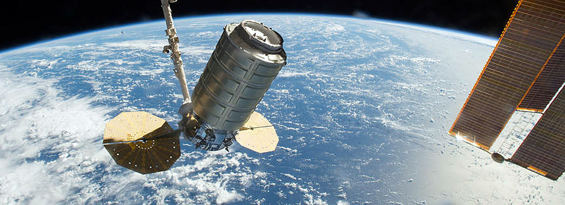 Cygnus Blue Origin Northrop Grumman