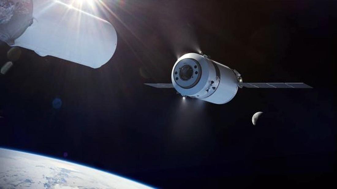 DragonXL 2021 NASA HLS SpaceX