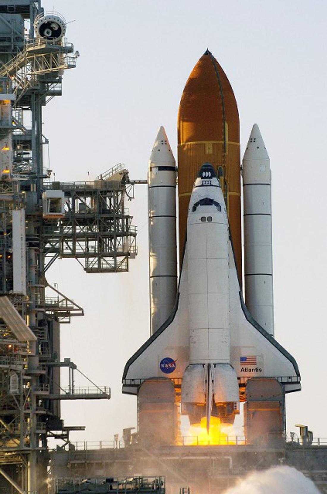 edu_shuttle_launch_sts-117 Space Shuttle