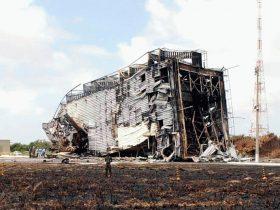 2003_Alcantara_VLS_accident kosmodromas