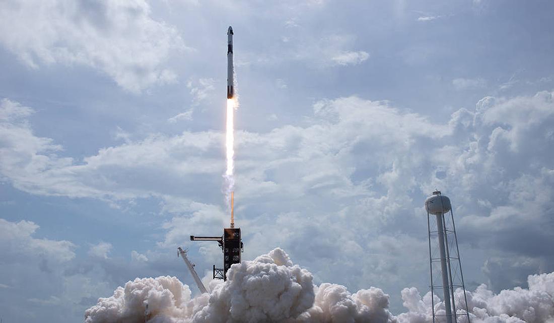 Crew Dragon Launch America