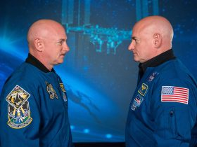 Mark Scott Kelly astro specai